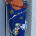 Raumschiff Saturn Motiv